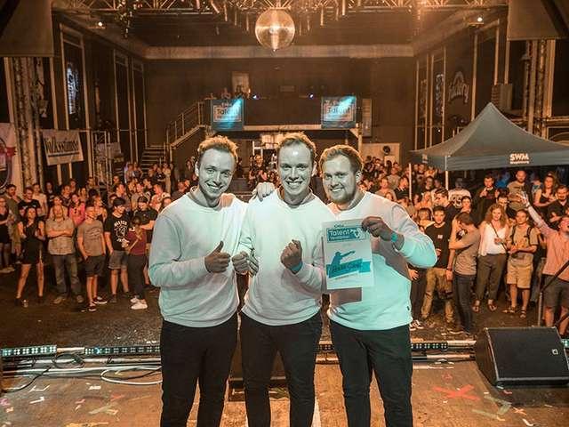 Reiche Söhne - Indie-Trio aus Halle
