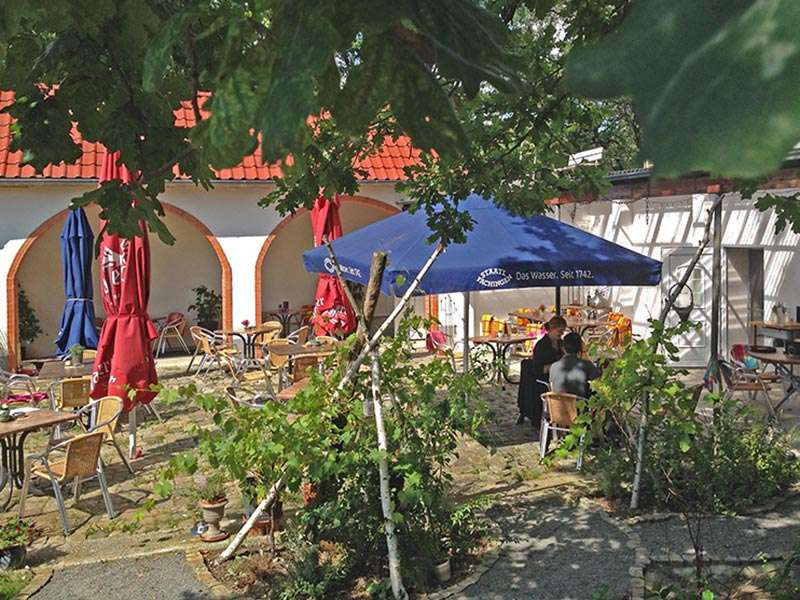 Café Altes Wasserwerk