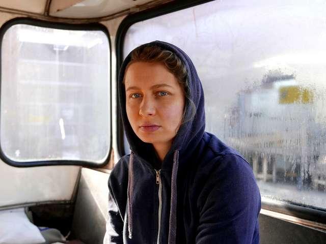 Lena Stoehrfaktor beim Kiezpeng-Festival