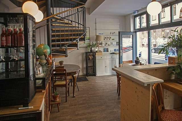 Well-in-Time: Das Café im Kursstudio