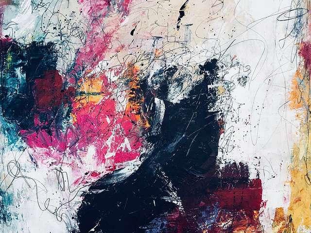 Johanna Marika Thoms - Malerei