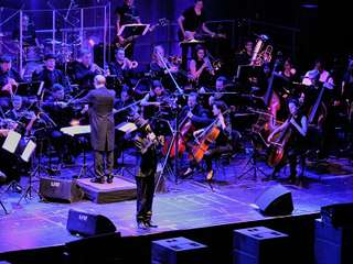 Rino Galiano - Michael Jackson - The Symphony Experience