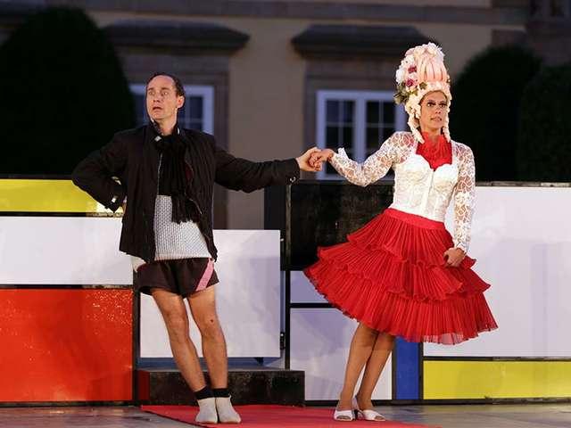 Theater Poetenpack - Das Spiel von Liebe und Zufall