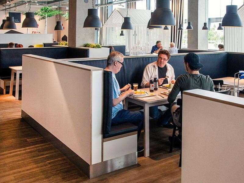 Essen Bei IKEA: Skandinavisch Trifft Deutsch