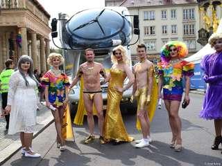 CSD Pride-Demo 2017