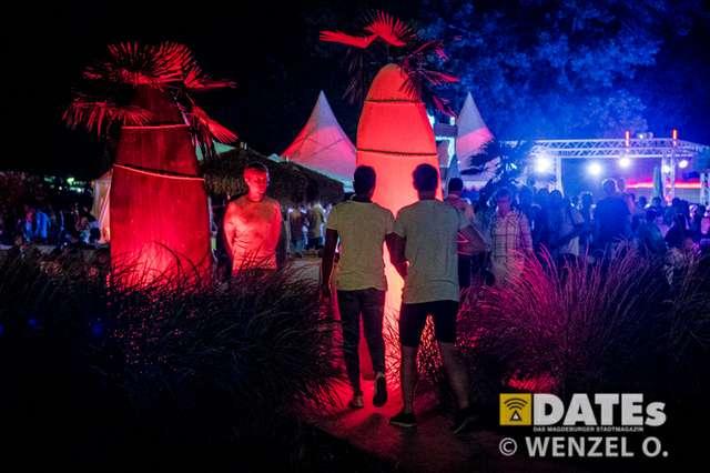 Wenzel Oschingtons Fotos von Riverside @ Night 2018