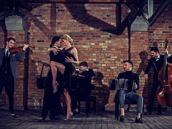 Tangoball mit Bandonegro Tango Orchestra