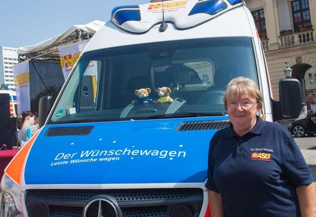 Wünschewagen Sachsen-Anhalt