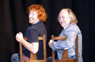Bernd Kurt Goetz und Frank Hengstmann