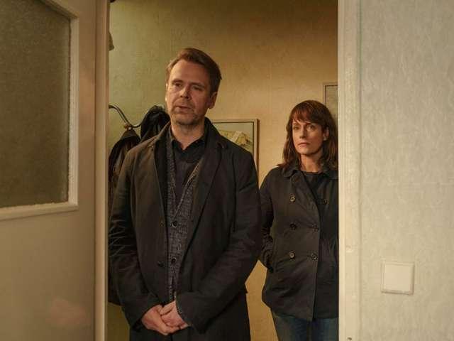 Polizeiruf 110 mit Matthias Matschke und Claudia Michelsen