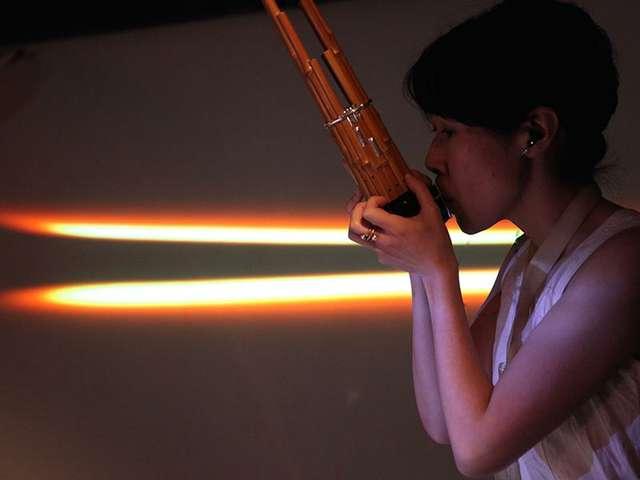 Naomi Sato vom Ensemble Cairn