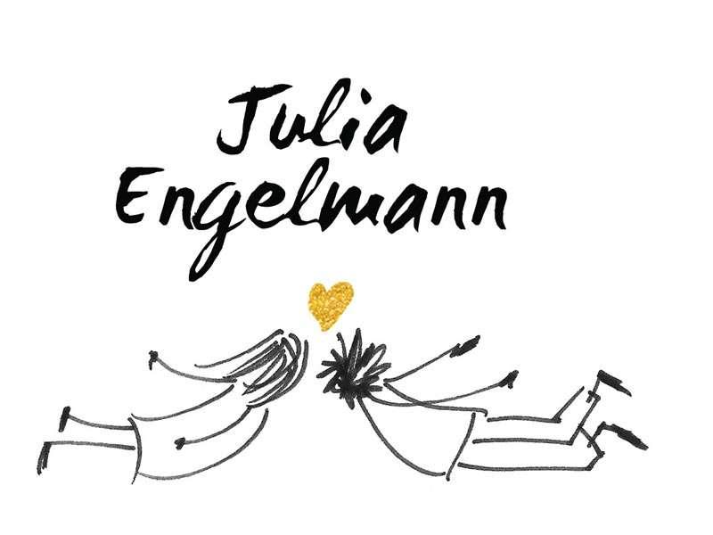 Gedichte: Julia Engelmann über die Liebe