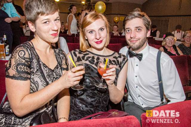 20er-Jahre-Ball im OLI Kino Magdeburg