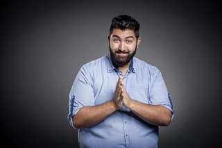 Comedy: Faisal Kawusi im AMO