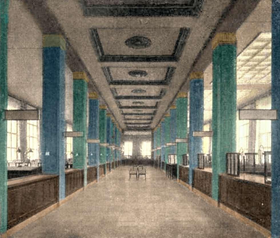 1923: Reichsbank