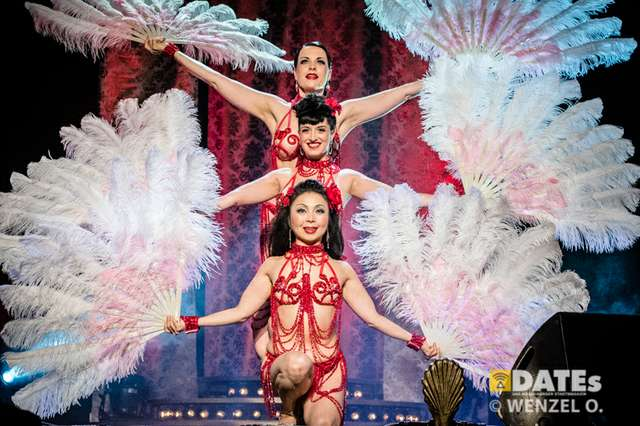 Let's Burlesque Show - Altes Theater Magdeburg