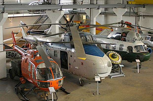 Flugzeugmuseum Wernigerode
