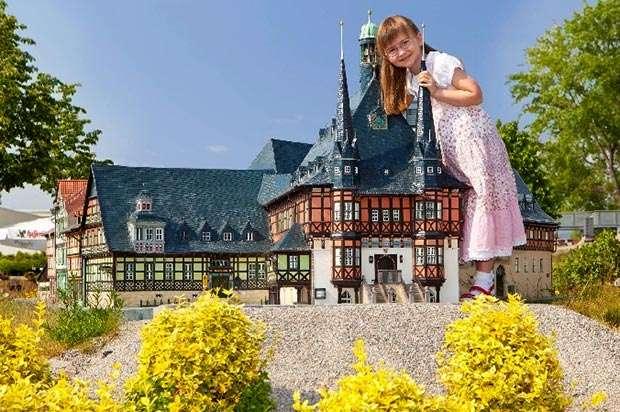 Kleiner Harz-Miniaturenpark