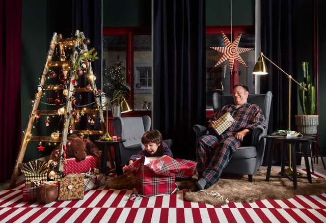 Schwedische Weihnacht
