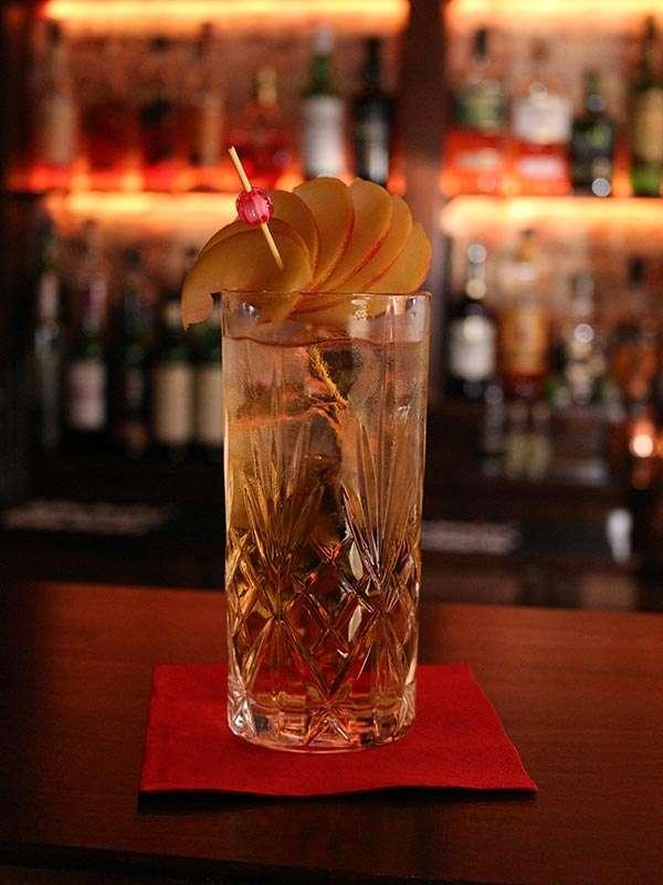 Weihnachtsapfel-Cocktail Phönix