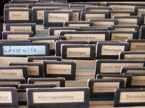 Archivführung BStU