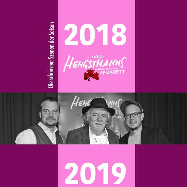 CD-Cover Hengstmanns 2018/2019