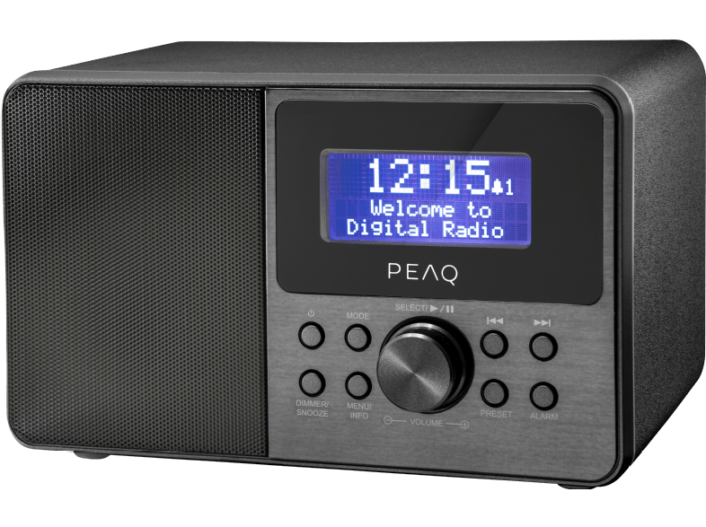 Digitalradio PEAQ