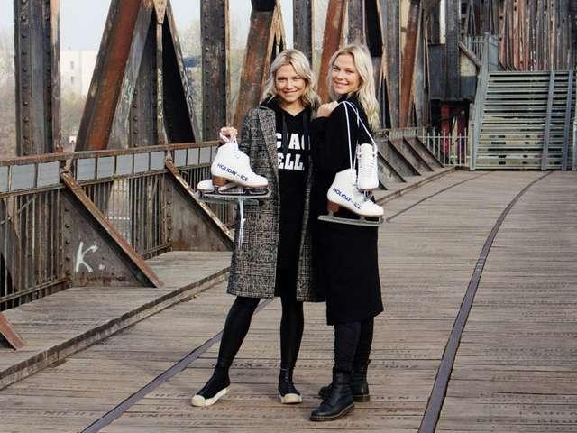 Holiday on Ice: Pahde-Zwillinge