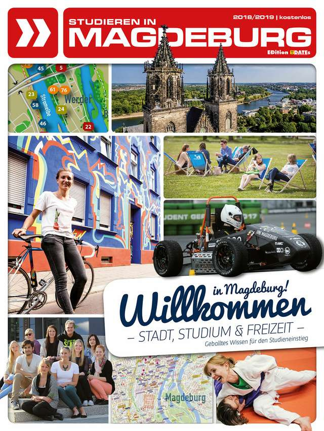 Studieren in Magdeburg 2018-19
