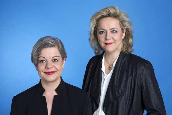 Anke Geißler & Carolin Fischer