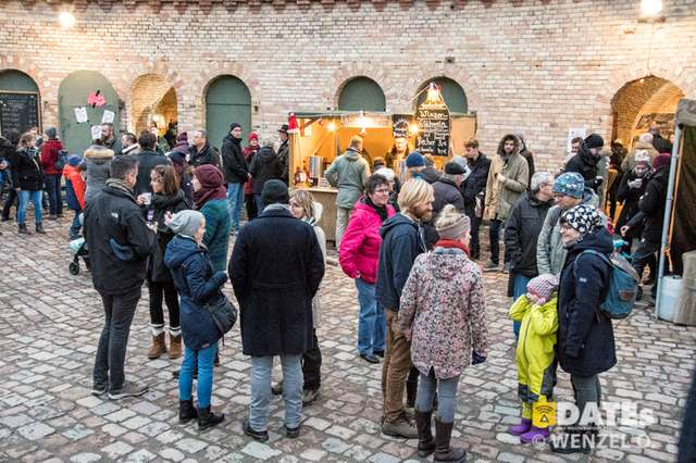 Unterwegs mt Wenzel Oschington - im Advent 2018