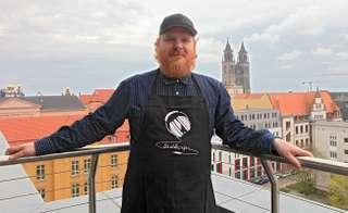Beatburger-Chefkoch Andreas Helmke