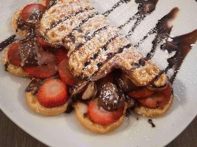 Waffle Crush