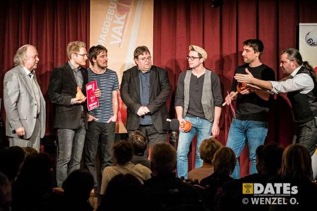 Magdeburger Vakuum - Kabarett- und Kleinkunstpreis