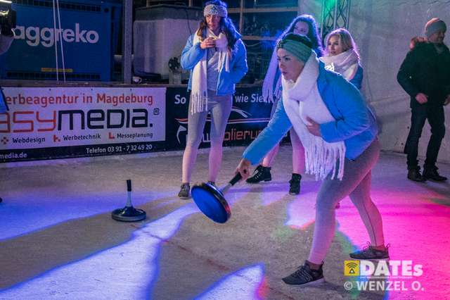 DATEs Eisstock Cup - Finale -2019