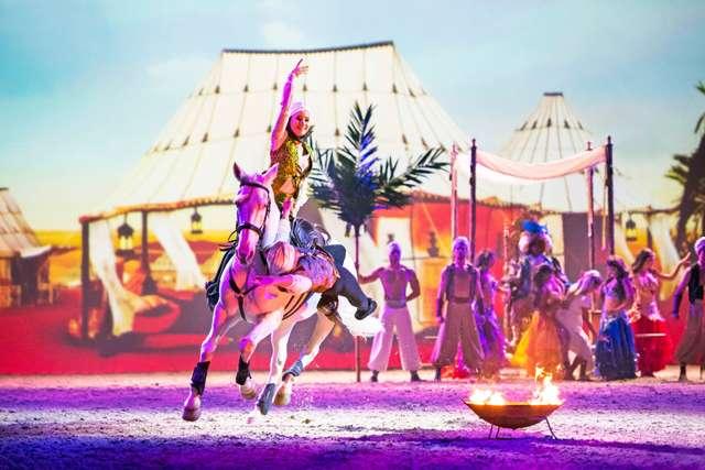Cavalluna - Legender der Wüste