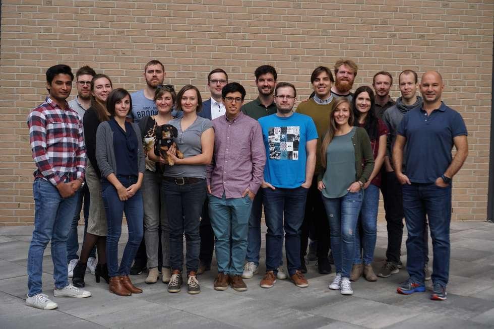 Das Team von Neotiv