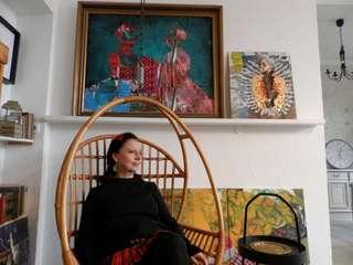 Porträt Bettina Rohrschneider