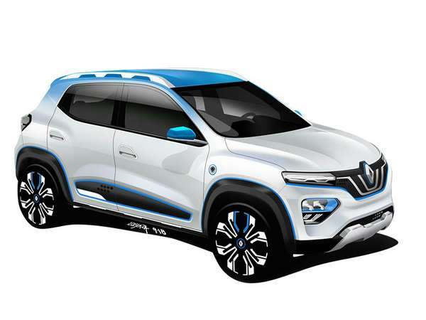 Renault KZ-E