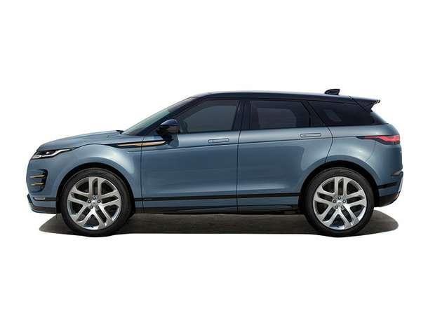 Range Rover Evoque Circle