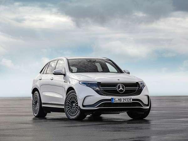 Mercedes EQ-C
