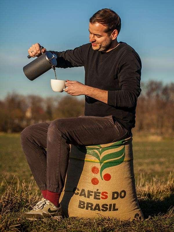 Julian König - Kröm Kaffeerösterei Magdeburg