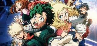 KAZÉ Anime Nights - My Hero Academy