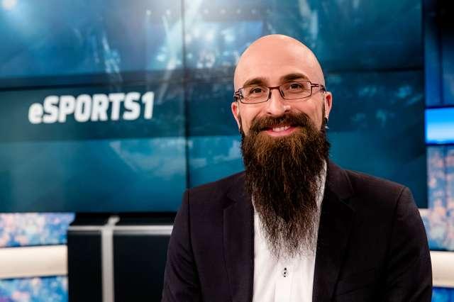 Marius Lauer- Deutschlands erster eSports Moderator