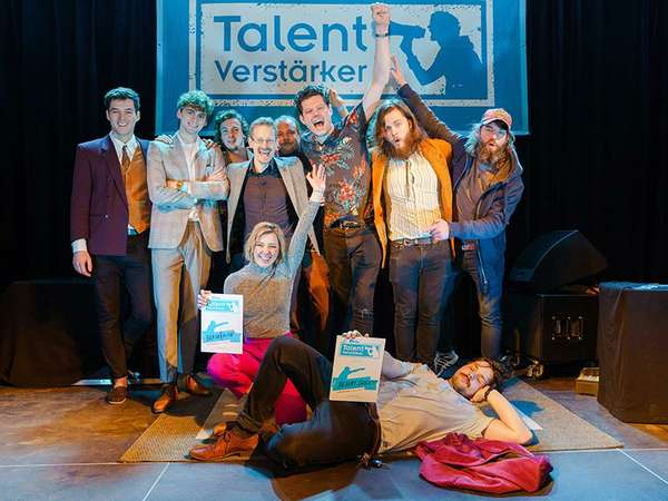 SWM TalentVerstärker-Finalisten BerniKaloe und Desert Sweet