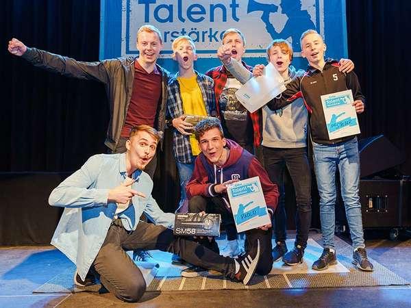 SWM TalentVerstärker-Finalisten Paolo und die Streber