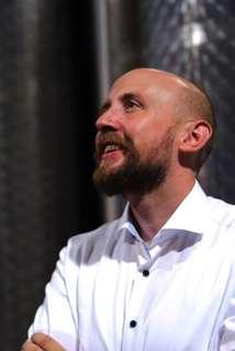 Betreibt ein Weinfachgeschäft: David Zibold