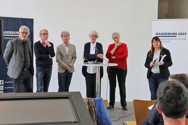 Akademie für Musik und Darstellende Kunst-Pressekonferenz