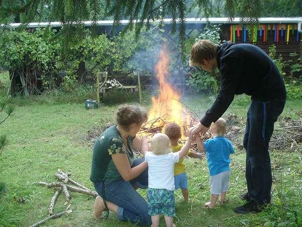 Garten-Tag für Jung und Alt