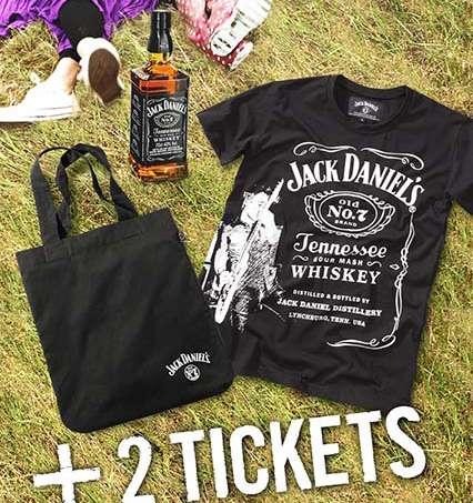Jack Daniel's Packet